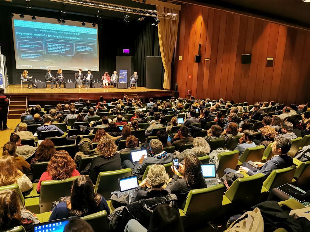 Jaca acoge el primer evento Poctefa sobre resultados, buenas prácticas e impacto de los proyectos europeos