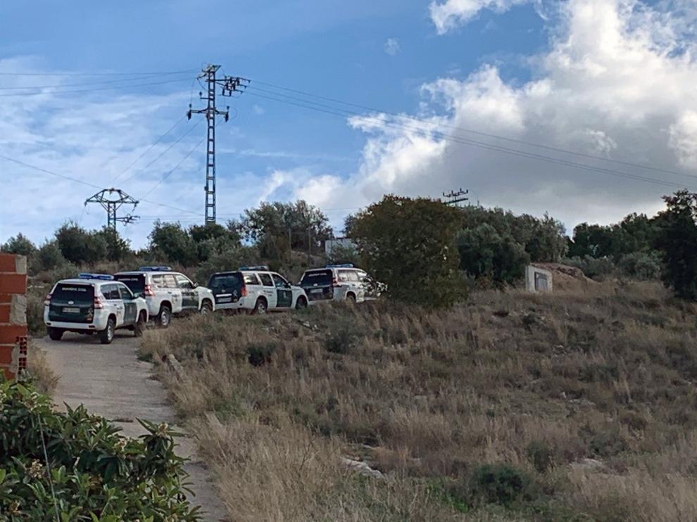 Continúa la búsqueda de Marta Calvo, la joven de 25 años desaparecida en Manuel (Valencia).