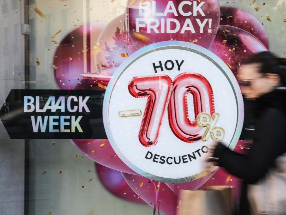 El Black Friday es una moda que ha llegado para quedarse.