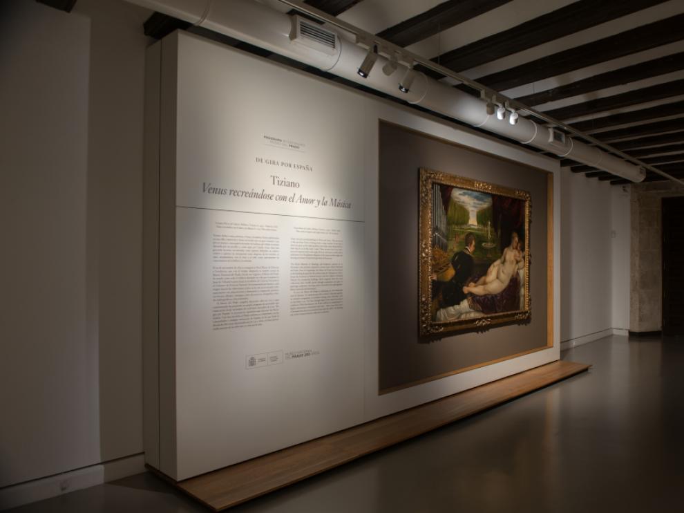 Tiziano en el Museo de Teruel