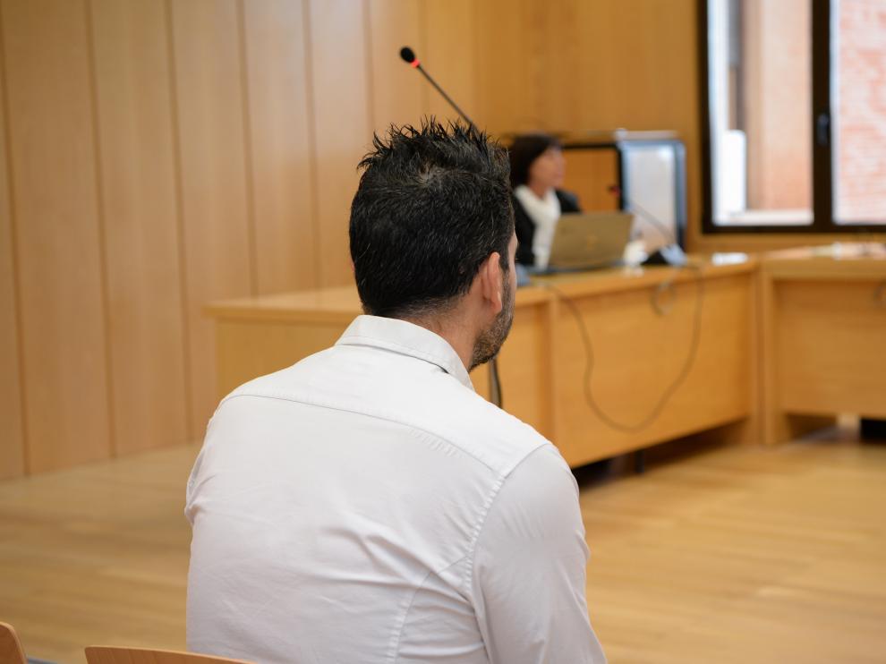 Exconcejal juzgado por hurto /2019-11-29/ Foto: Jorge Escudero [[[FOTOGRAFOS]]]