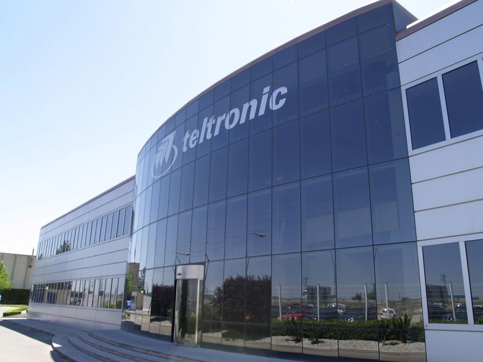 La sede de Teltronic se encuentra en el polígono de Malpica.