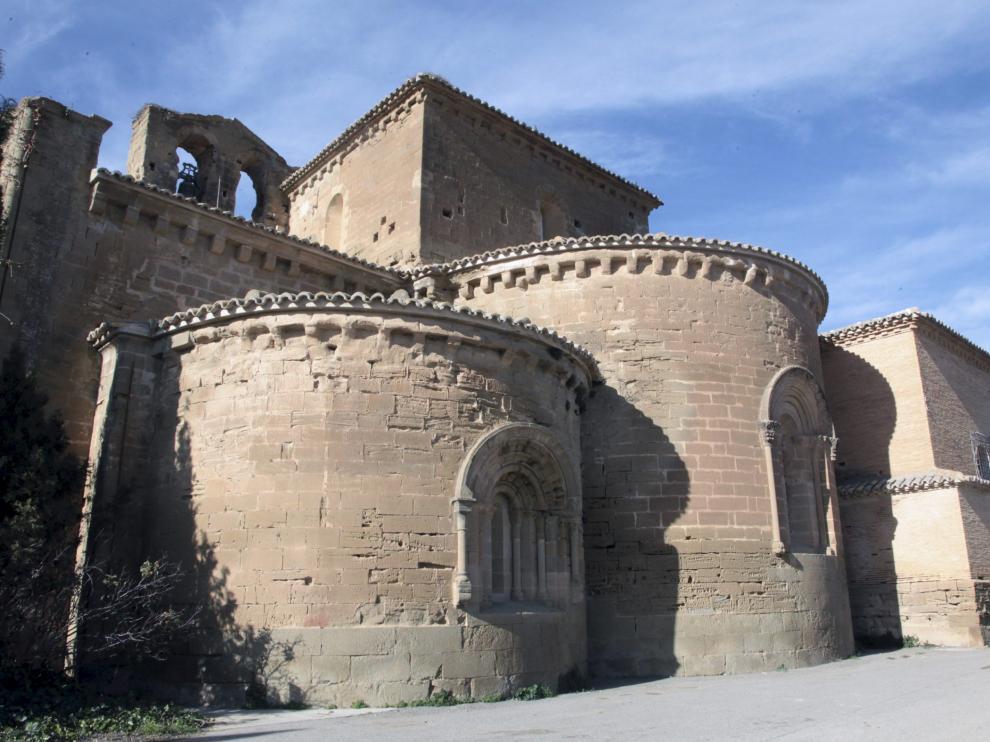 monasterio de Sigena/ Foto Fernando Paules
