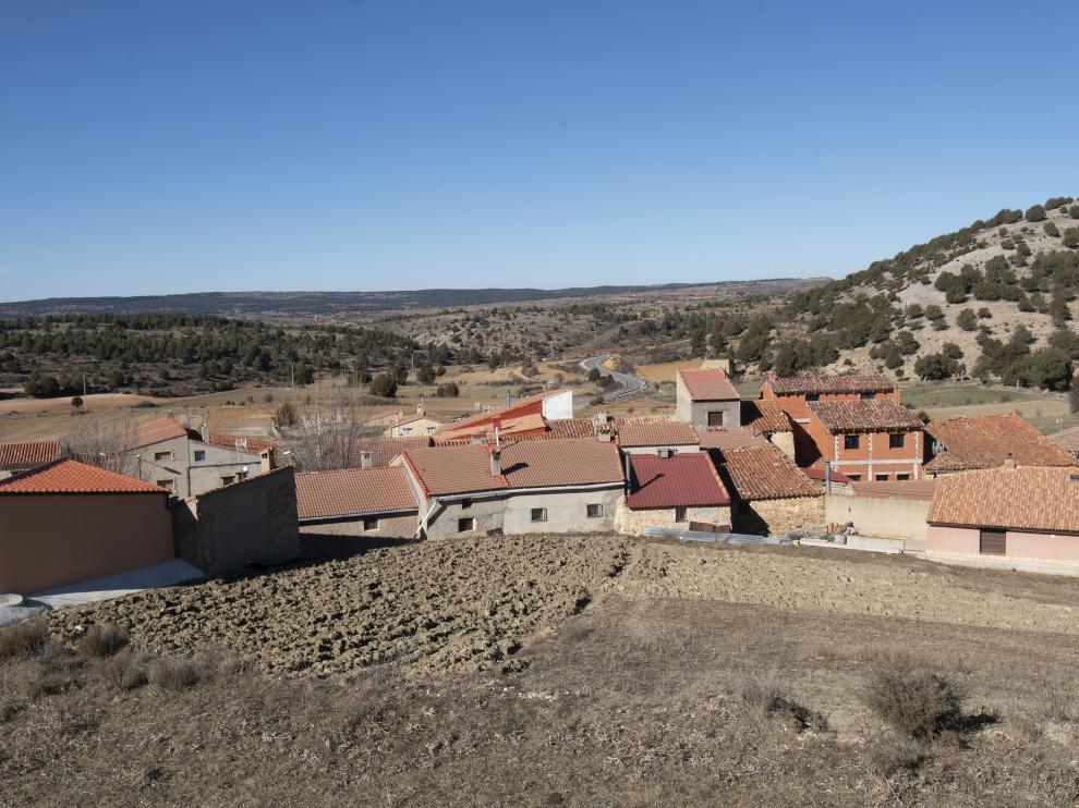 Aragon pueblo a pueblo. Toril y masegoso. foto Antoniogarcia/Bykofoto. 16/01/19 [[[FOTOGRAFOS]]]