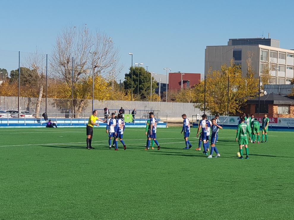 Ebro-Cornellá | Segunda División B