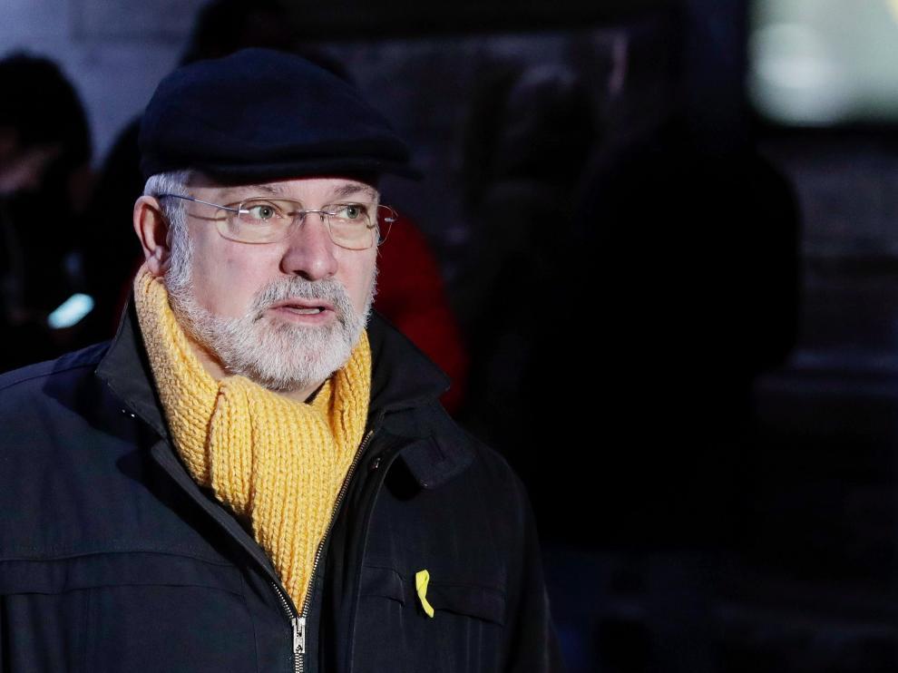 El 'exconseller' Lluis Puíg está huido junto a Puigdemont.