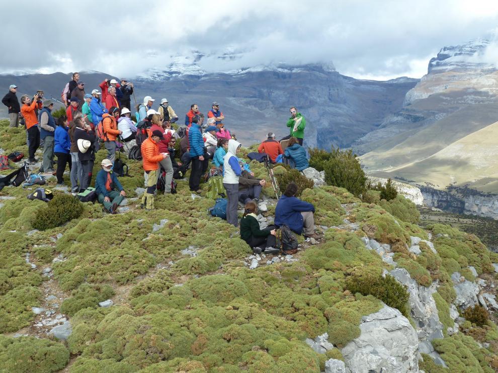 El Geoparque organiza distintas actividades divulgativas.