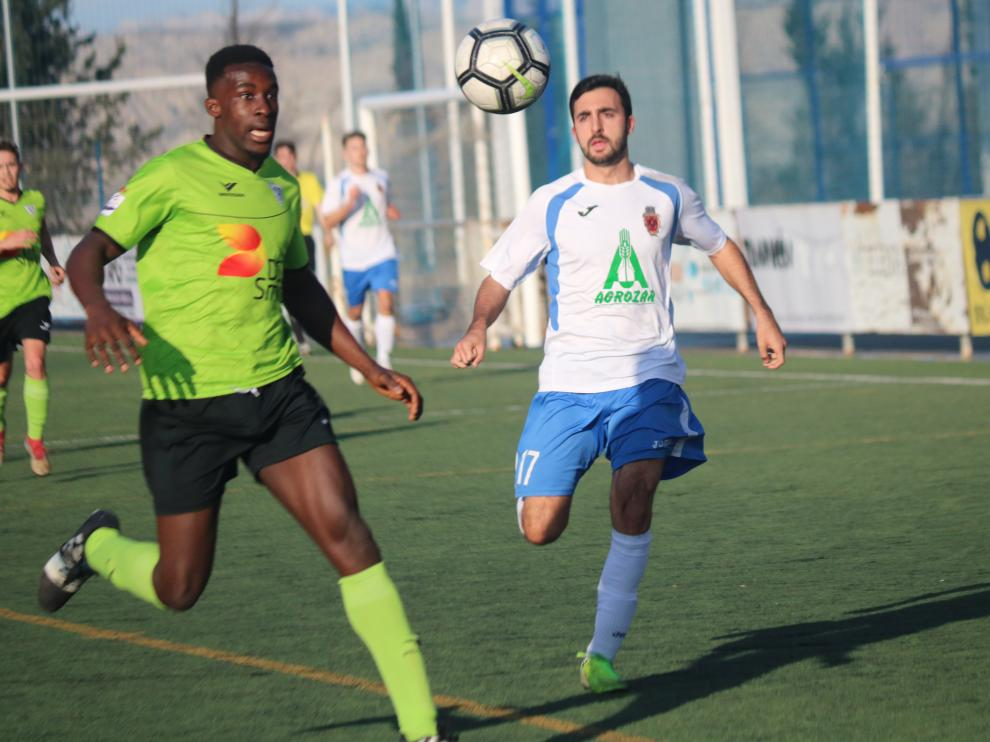 Fútbol. Regional Preferente- Fuentes vs. Andorra.
