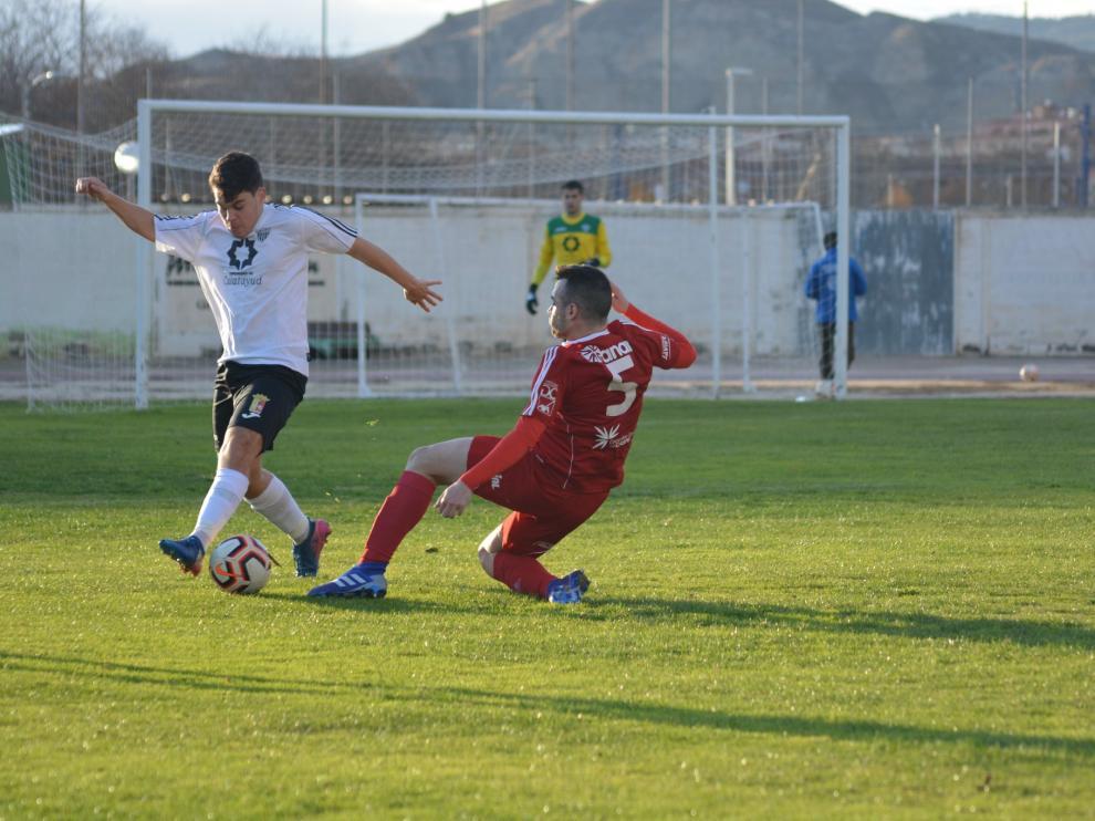 Fútbol. Regional Preferente: Calatayud vs. Caspe.