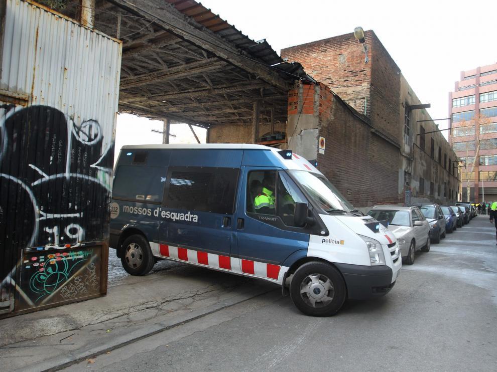 El presunto autor del asesinato se ha entregado a los Mossos d'Esquadra.