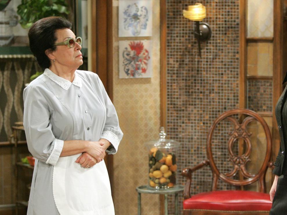 Rosario era uno de los personajes más queridos de esta mítica serie de telvisión.