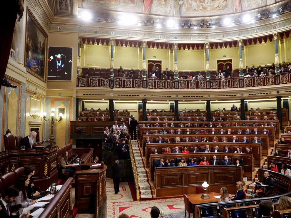 Constitución de las Cortes de la XIV Legislatura