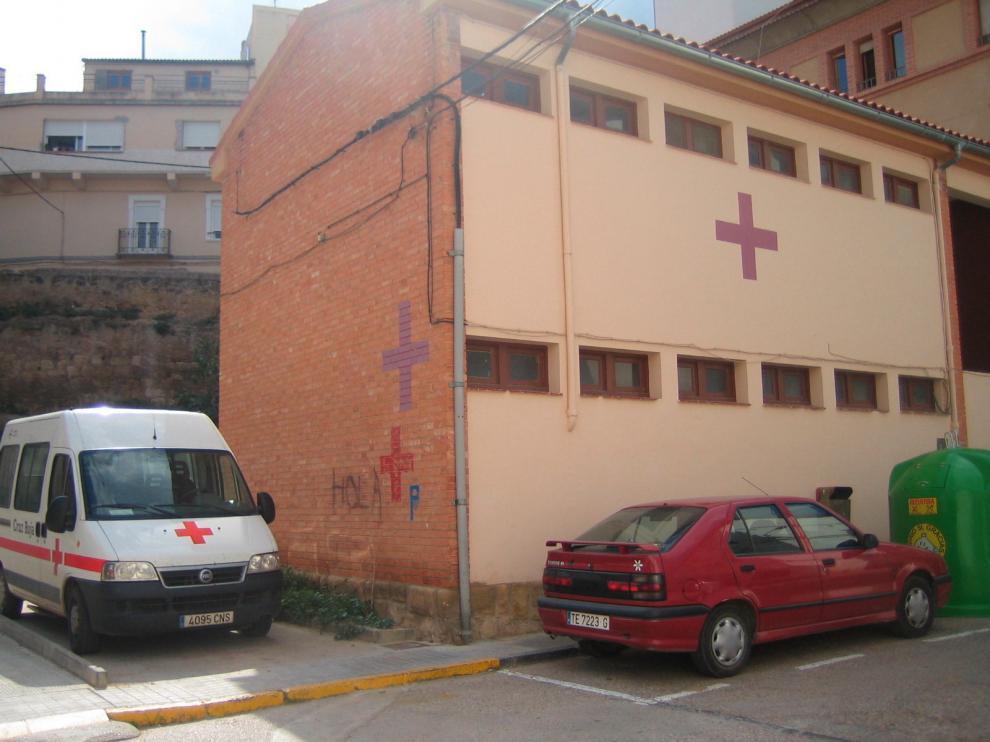 Cruz Roja en el Bajo Aragón atiende a un área población de 30.300 habitantes.