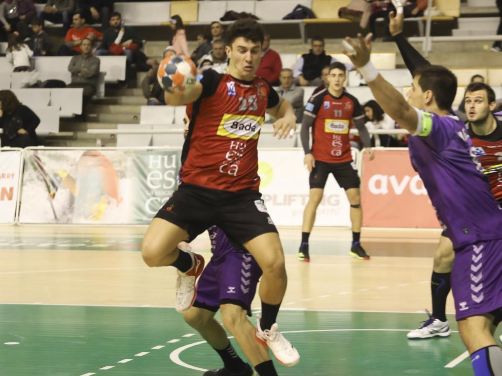 Partido Balonmano Bada Huesca - Guadalajara / 22-11-19 / Foto Rafael Gobantes [[[DDA FOTOGRAFOS]]] [[[DDAARCHIVO]]]