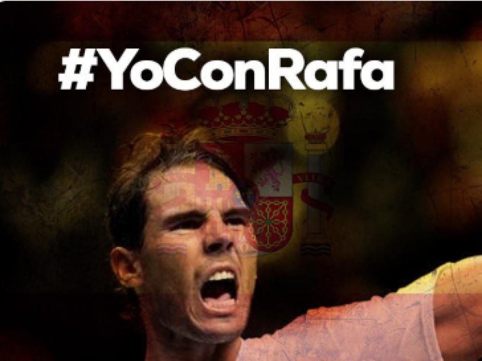 Campaña #YoconRafa