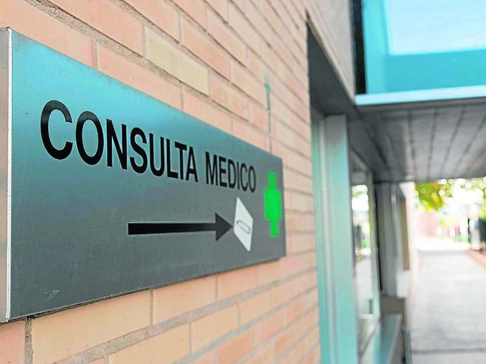 CONSULTORIO MEDICO EN CUARTE DE HUERVA / 28-11-2019 / FOTOS: FRANCISCO JIMENEZ [[[FOTOGRAFOS]]]