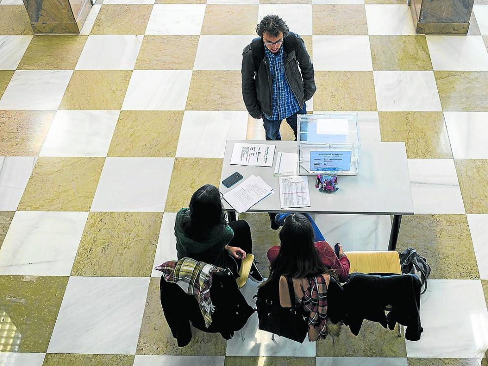 Las anteriores elecciones al Rectorado se celebraron en 2016.