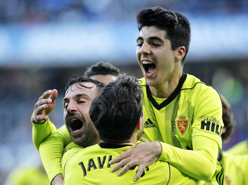 Deportivo - Real Zaragoza