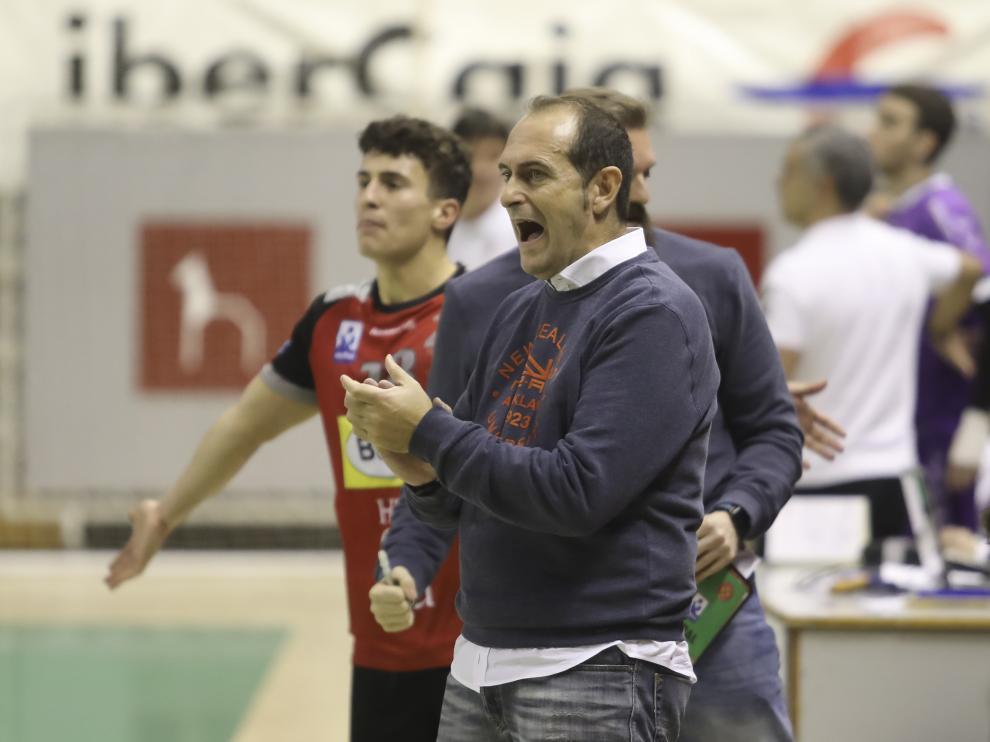Partido Balonmano Bada Huesca - Guadalajara / 22-11-19 / Foto Rafael Gobantes [[[FOTOGRAFOS]]]