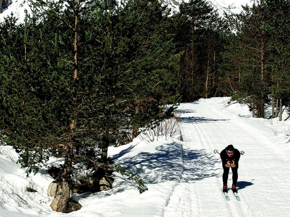 La Pineta: Esquí de fondo en los mejores enclaves de Aragón