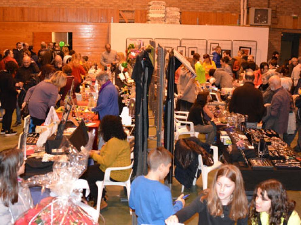 Riberarte se ha celebrado este domingo en el pabellón de Velilla de Ebro