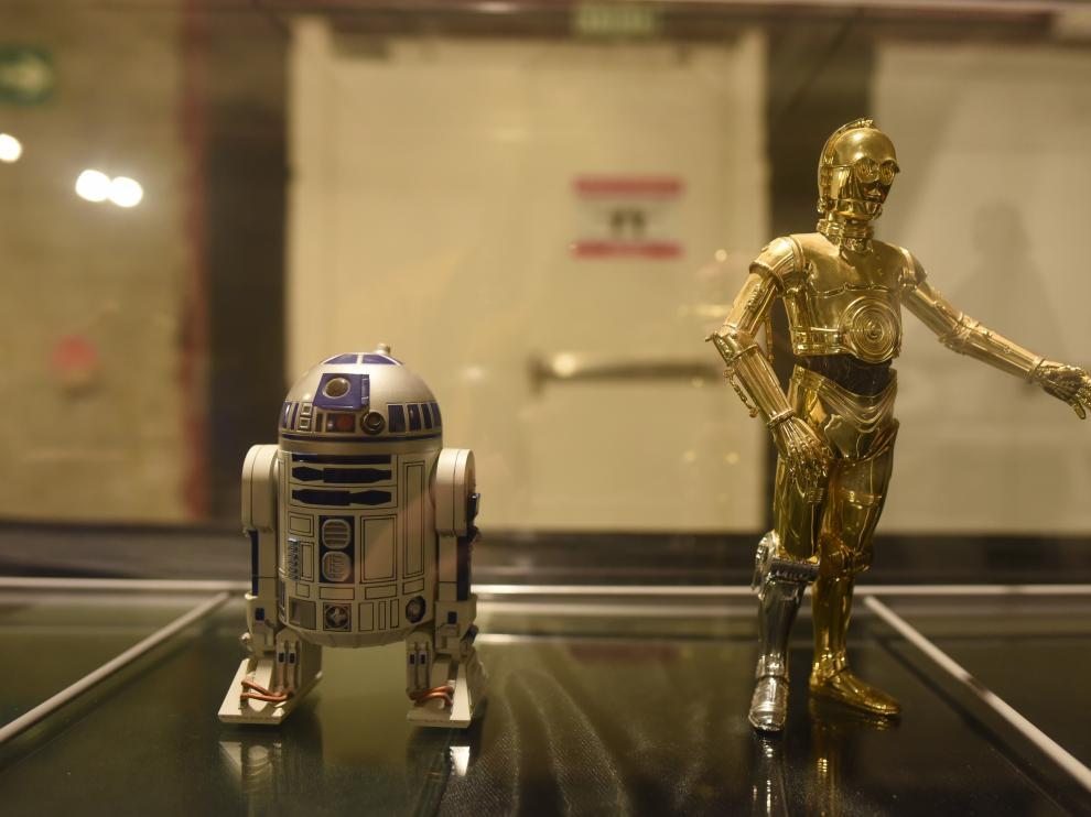 Exposición de Star Wars en Aragonia de Zaragoza