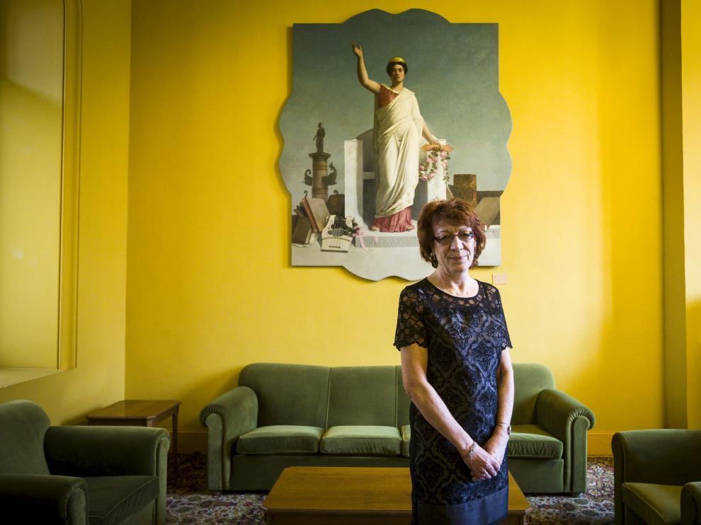 Concha Lomba. Investigadora arte y mujer.