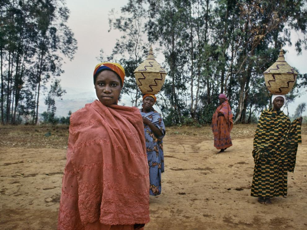 Nitita (Burundi), setiembre de 1994