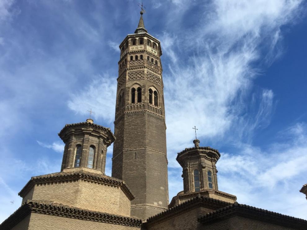 Iglesia de San Pablo de Zaragoza.