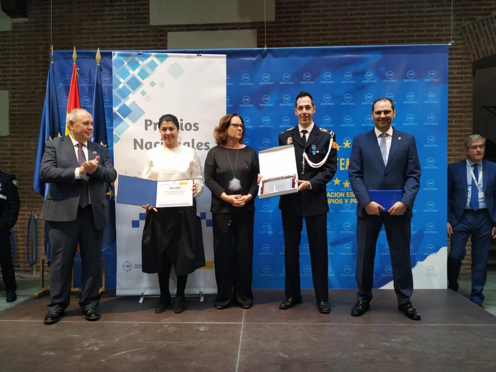 Entrega del Premio Nacional a las Buenas Prácticas del Programa Agente Tutor