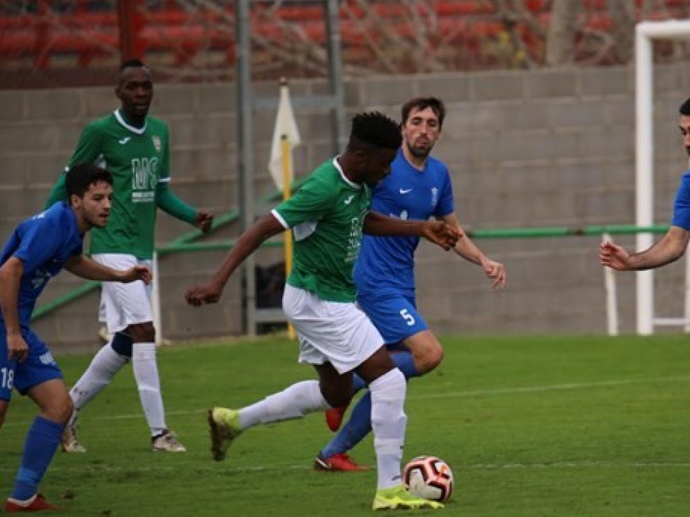 Fútbol. Regional Preferente- Mequinenza vs. Peña Ferranca.
