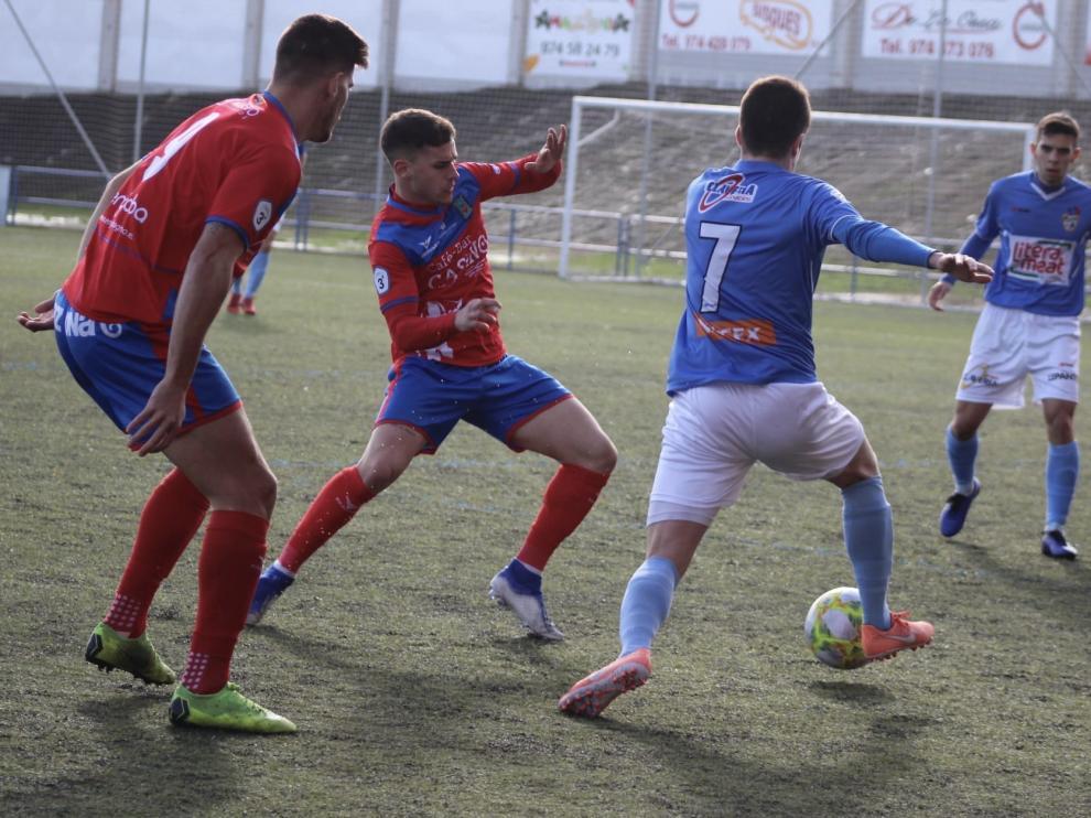 Fútbol. Tercera División- Binéfar vs. Tarazona.