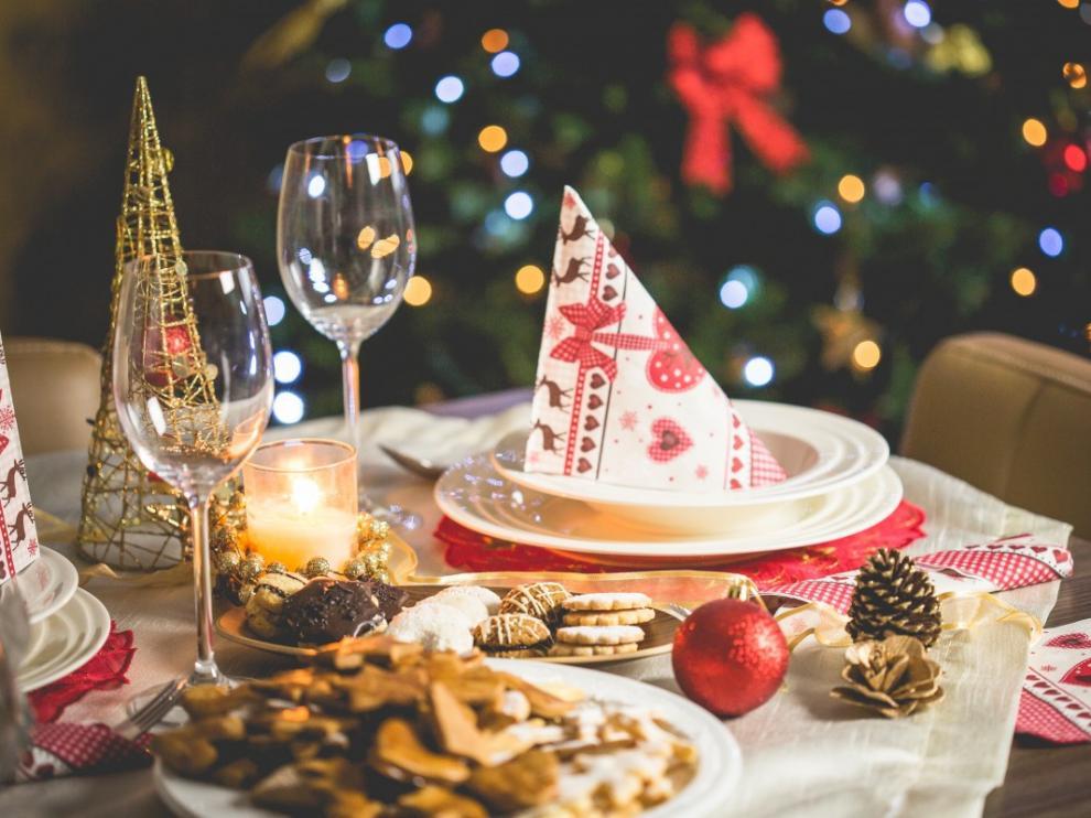 Compartir mesa y mantel con nuestros seres queridos también influye en cómo nos alimentamos