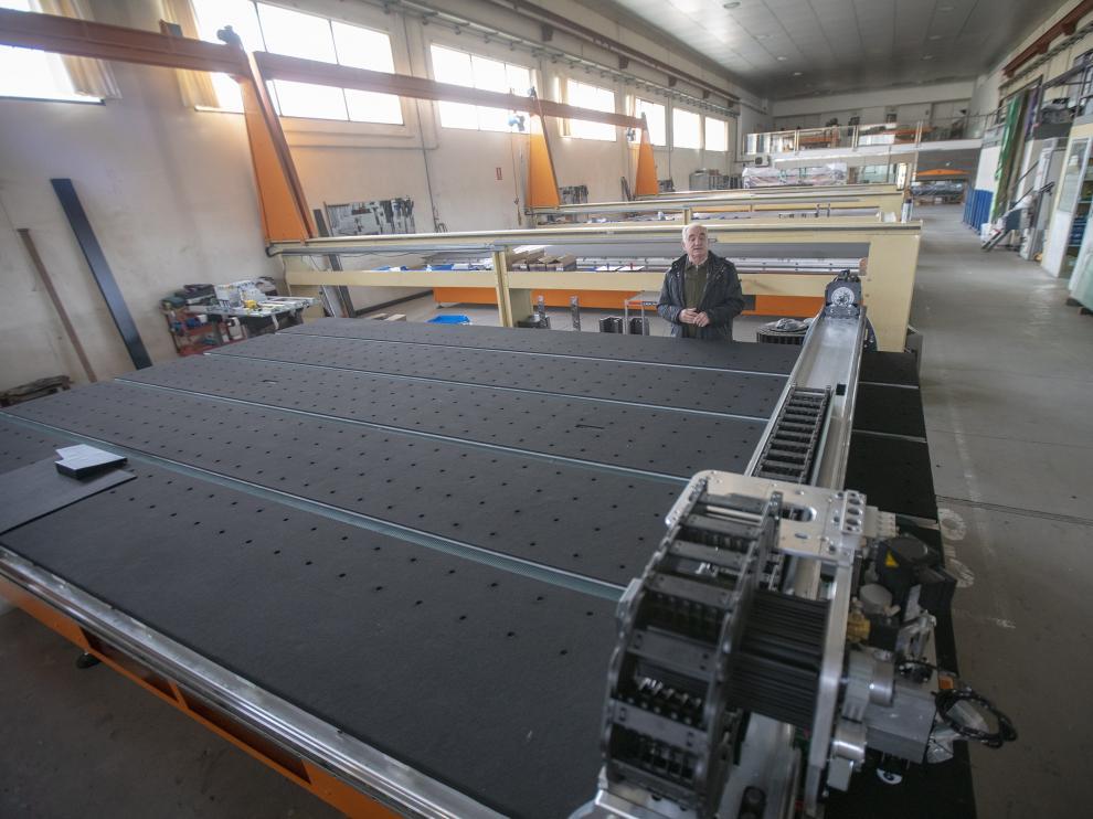 Miguel Tomas, fundador de la empresa Tromas. Foto AntonioGarcia/Bykofoto. 08/12/18 [[[FOTOGRAFOS]]]