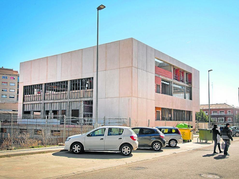 futuro edificio comisaria nacional de calatayud [[[FOTOGRAFOS]]]