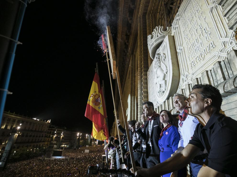 Pregón de las fiestas del Pilar de Zaragoza