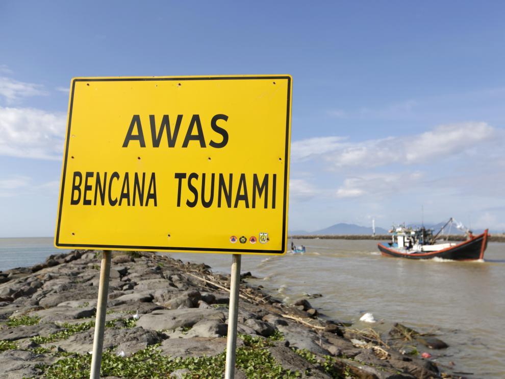 Indonesia busca mejorar su sistema de alarma en el 15 aniversario del tsunami.