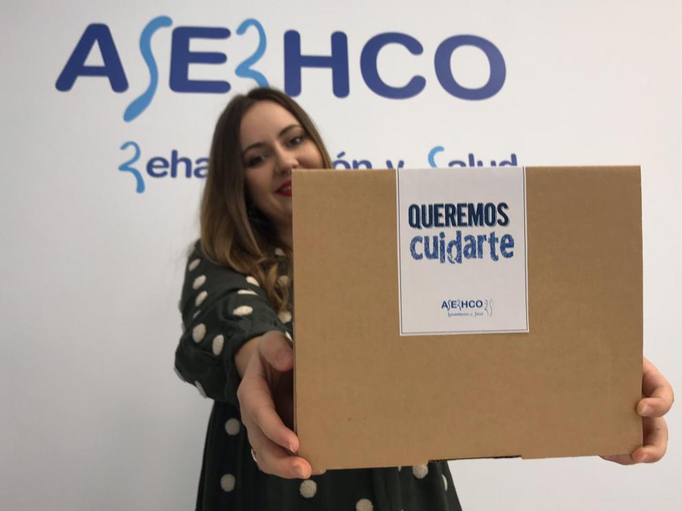 En ASHERCO proponen diferentes cajas de salud para regalar estas Navidades.
