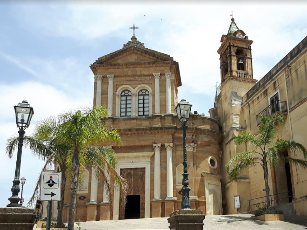 Iglesia en Sambuca di Sicilia