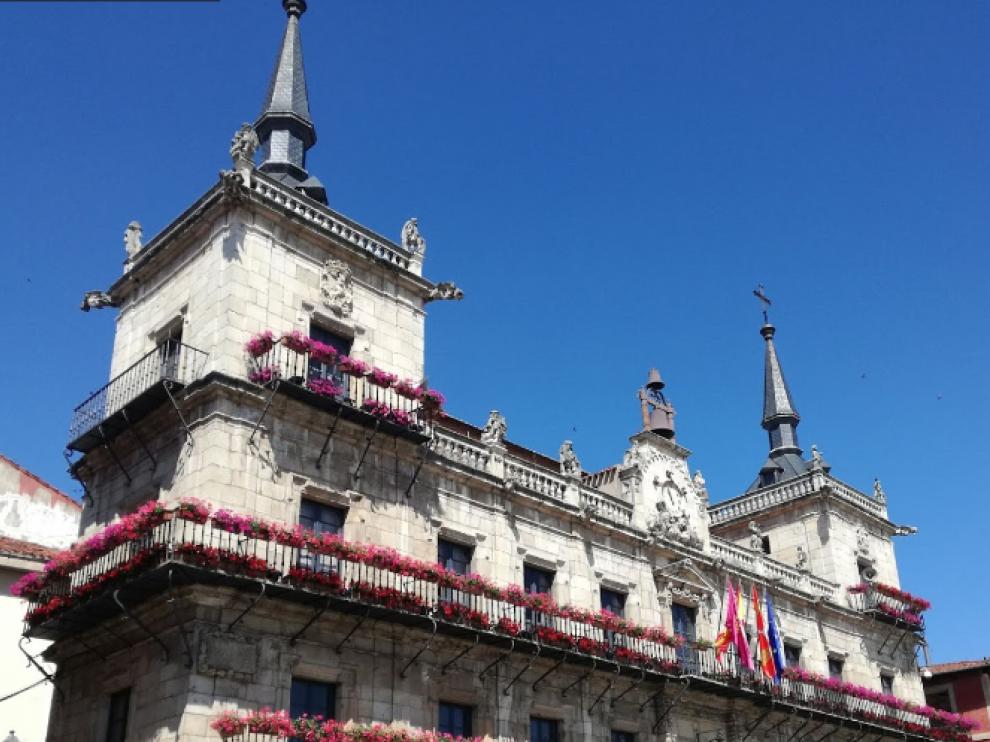 Imagen de archivo del Ayuntamiento de Léon.