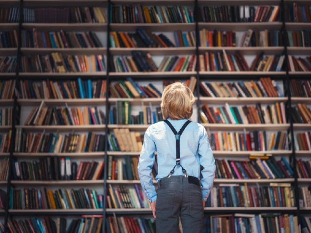 Si conoces niños, regálales libros.