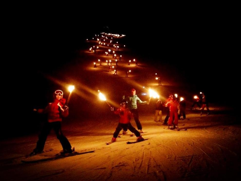 Navidad en Astún.