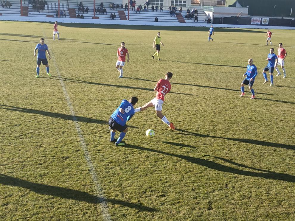Fútbol. Tercera División- Calamocha vs. Utebo.
