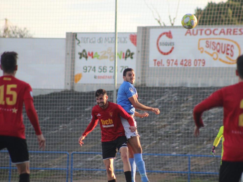 Fútbol. Tercera División- CD Binéfar vs. AD San Juan.