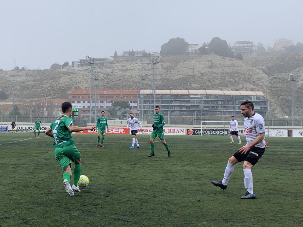 Fútbol. Tercera División- Cuarte vs. Binéfar.