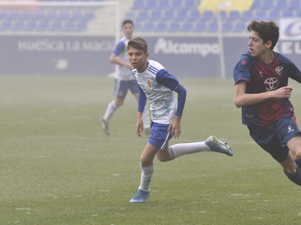 El Valencia se alza con la Aragón Cup por tercera vez consecutiva