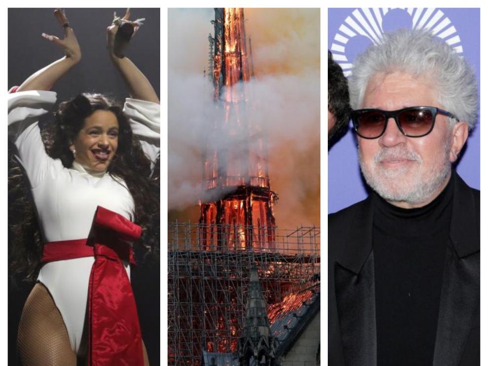 Balance del mundo de la cultura en 2019.
