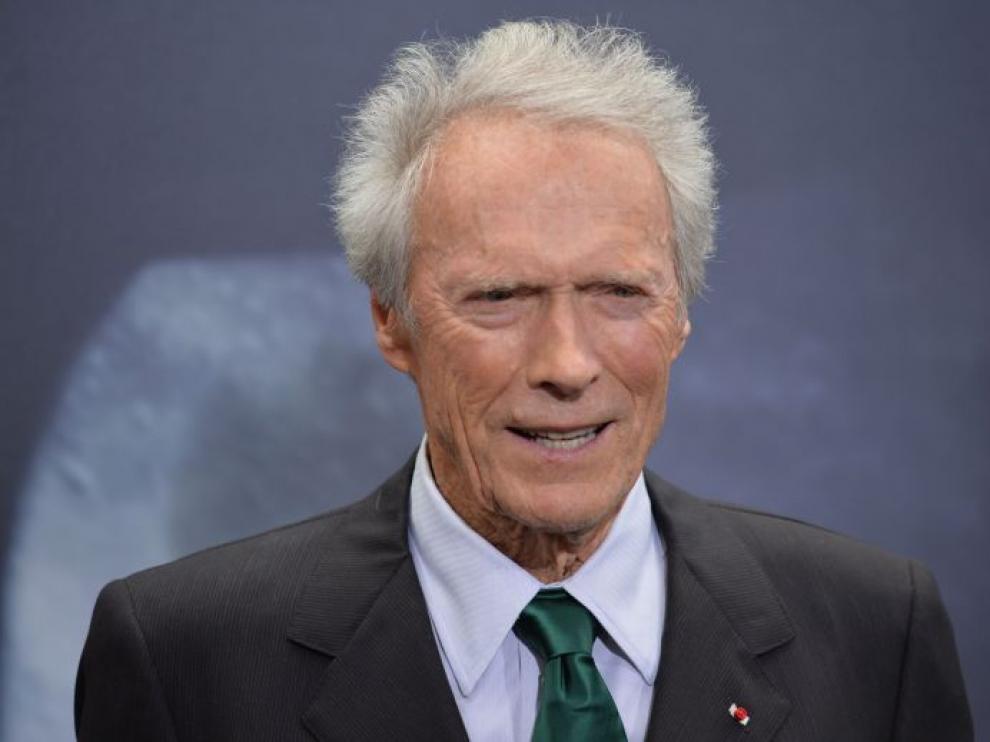 Clint Eastwood en una imagen de archivo.