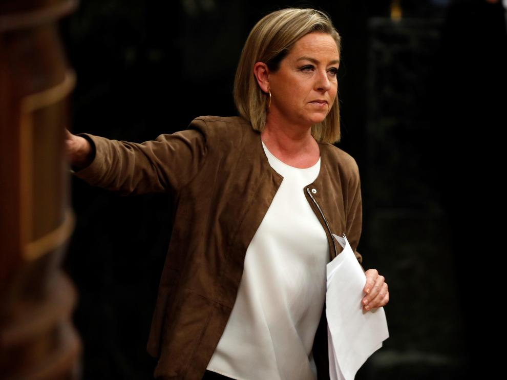 La diputada de Coalición Canaria, Ana Oramas