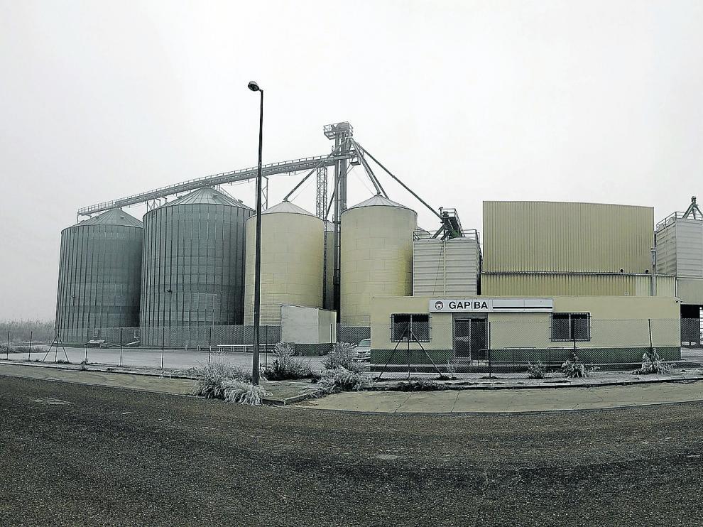 El grupo de producción de piensos para alimentación animal Gapiba está ubicado en la localidad turolense de La Puebla de Híjar.
